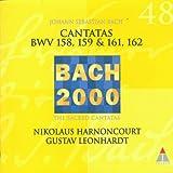 Bach 2000 (Kantaten BWV 158-159, 161-162)