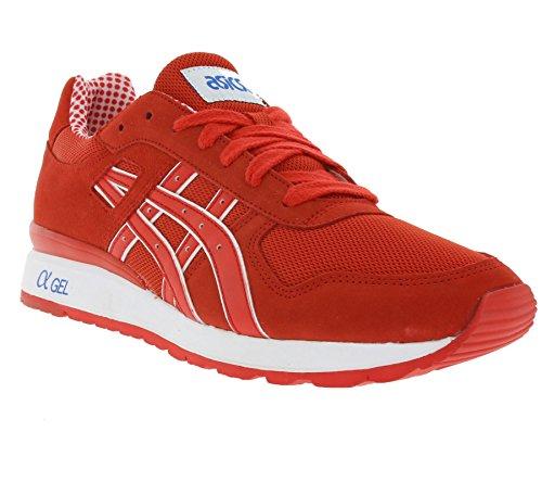 Asics Unisex – Adulto Gt-ii scarpe sportive Rosso