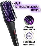 Cepillo de alisar el cabello