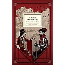 Deutsche Heldensagen: Nacherzählt von Gretel und Wolfgang Hecht (Insel-Bücherei)