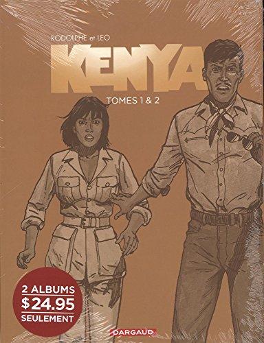 Kenya, Coffret en 2 volumes : Tome 1, Apparitions ; Tome 2, Rencontres