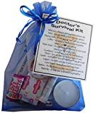 Best Gifts For Doctors - Doctor's Survival Kit - Great gift for a Review