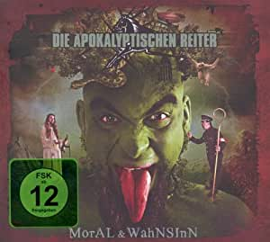 Moral & Wahnsinn (Ltd. Edition CD+DVD)