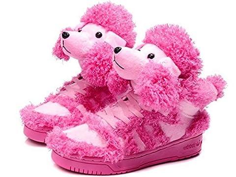 Adidas Unisex Sneakers Jeremy Scott Poodle Modell : Q23499, Größe:44