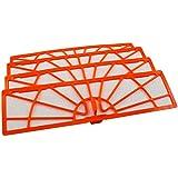 4 BotVac Neato filtro standart de Hannets®
