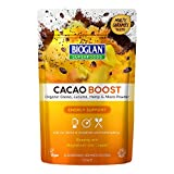 Bioglan Superfoods Cacao Boost | Energy Support, with Organic Lucuma, Hemp Protein and Maca - 100g from Pharmacare Europe Ltd