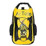 AcTopp 35L Wasserdichte Packsäcke Travel- Reiserucksack Wasserreservoir Stausack geeignet für Wandern Rafting Segeln Camping