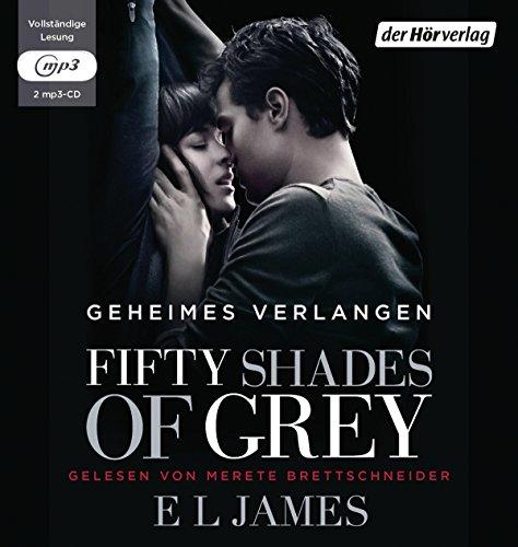 Buchseite und Rezensionen zu 'Fifty Shades of Grey  - Geheimes Verlangen: Band 1' von E L James