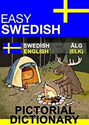 Easy Swedish - Pictorial Dictionary