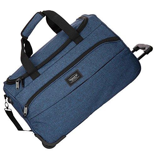Movom Ottawa Bolsa de Viaje, 55 cm, 61.71 Litros, Azul