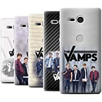 Offiziell The Vamps Hülle / Case für Sony Xperia XZ2 Compact / Pack 6pcs Muster / The Vamps Fotoshoot Kollektion