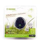 Mobiler Insektenvertreiber Beetle L3 |Spinnen und Kakerlaken | Ultraschall| Schädlingsbekämpfung | deutscher Hersteller