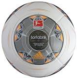 adidas Ballon de football DFL 13 top Blanc/argenté Taille 5