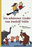 DIE SCHOENSTEN LIEDER - arrangiert für Liederbuch [Noten / Sheetmusic] Komponist: VAHLE FREDRIK
