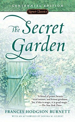 The Secret Garden. Der geheime Garten, englische Ausgabe -