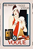 Schatzmix Vogue Parfüm Wolff & Sohn reklame blechschild