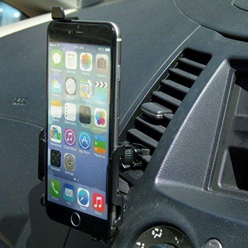 buybits Ultimativer Fahrzeug Lüftungsschlitz Telefon Halterung mit TC Klammer für iPhone 6s Plus 5.5