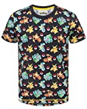 Pokemon Starters Sublimation Boy's T-Shirt (9-10 years)