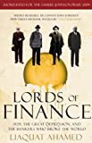 Image of Lords of Finance: 1929, The Great Depression, and the Bankers who Broke the World-