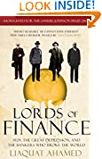 #8: Lords of Finance: 1929, The Great Depression, and the Bankers who Broke the World