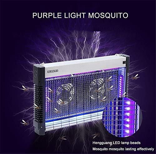 Zoom IMG-1 lampada anti zanzara killer elettronica