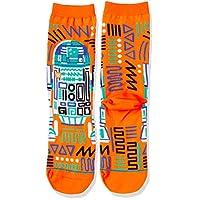 Stance Star Wars Probability Boys Socks - Orange
