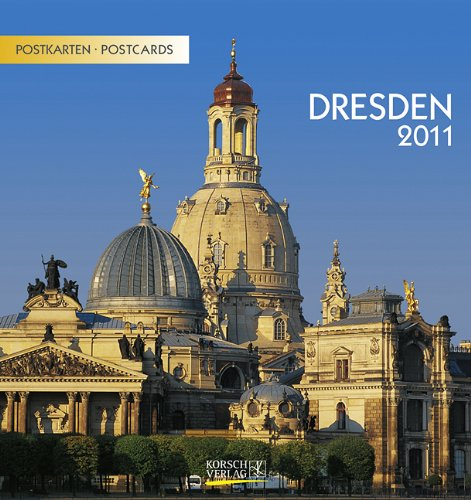 Dresden 2011. Postkartenkalender par From Korsch Adolf Verlag Gmbh