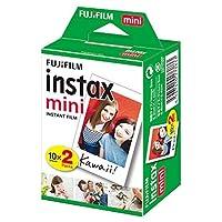Fujifilm 2 Packs Instax Film For Instax Mini 8/7S - 10 Per Pack