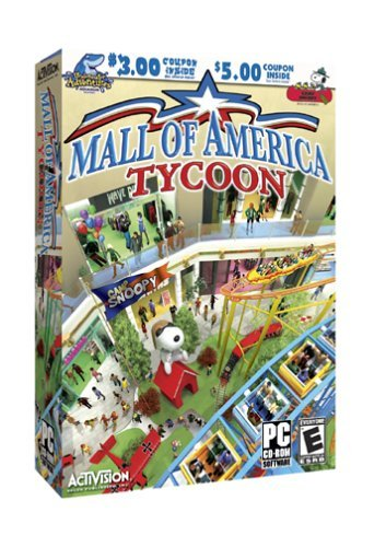 Mall of America Tycoon - PC by Activision