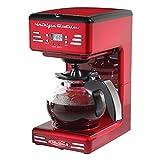 Simeo FD300freistehend Kaffeemaschine (freistehend, Filter-Kaffeemaschine 1,2l, 900W, Rot)