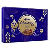 Cadbury Celebrations Premium Assorted Chocolate Gift Pack, 286.3 g