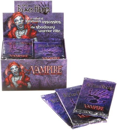 Vtes Booster Display (Vampire)