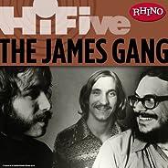 Rhino Hi-Five: The James Gang