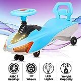 Baybee Battle Baby Magic Car Free Wheel Magic Car - Ride on Toys