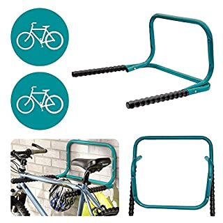 Arregui Folding Wall Bracket for 2 Bikes