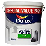 Best Emulsion Paints - Dulux Silk Smooth and Creamy Emulsion Paint Review
