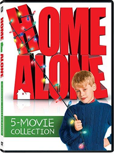 Home Alone 1-5 Coll Dvd (Home Alone 1 2 3 4)