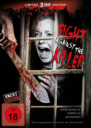 Fight Against The Killer - Uncut Edition [Limited Edition] [3 DVDs]