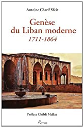 Genèse du Liban moderne : 1711-1864