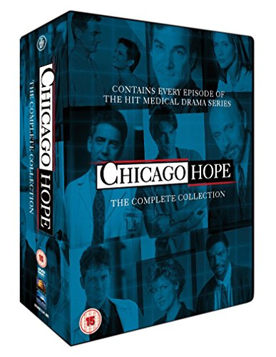 Chicago Hope: The Complete Collection [37 DVDs] [UK Import]