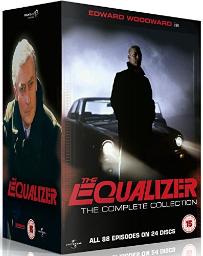 The Equalizer - The Complete Collection [DVD] [1985] [UK Import] - Equalizer Dvd-the