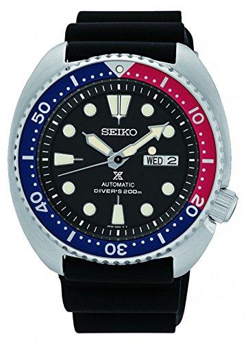 Seiko Reloj Analógico Automático para Hombre con Correa de Plástico – SRP779K1