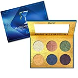 (3 Pack) RUDE Cocktail Party 6 Color Eyeshadow Palette - Margarita Azul