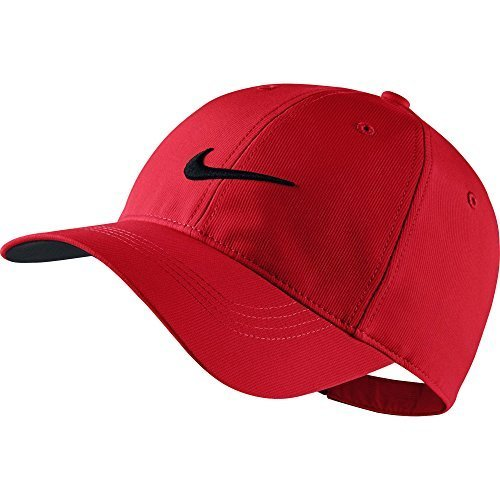 Technologie Nike Golf Capuchon ajustable (rouge)