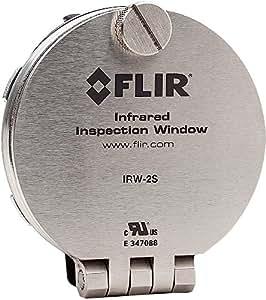 FLIR IRW-2S 2-Inch Steel Infrared Inspection Window
