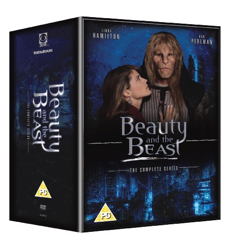 Beauty and the Beast - The Complete Series [DVD] [1987] [Edizione: Regno Unito]