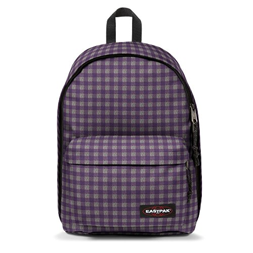 Eastpak Out of Office Sac à dos, 27 L, Checksange Purple
