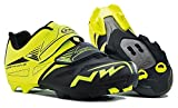 Northwave NW scarpe Spike EVO giallo fluo-black 45