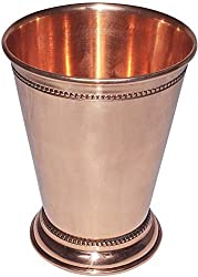Saanvi Creations Fancy Copper Tumbler Glass