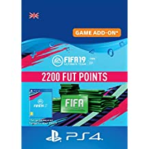FIFA 19 Ultimate Team - 2200 FIFA Points | PS4 Download Code - UK Account